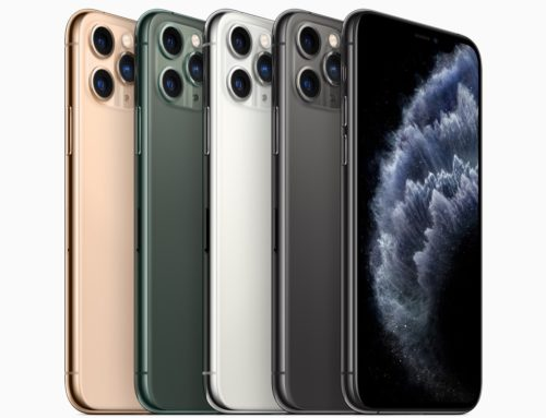 Apple kondigt iPhone 11, iPhone 11 Pro en iPad 7 aan